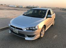 condition Mitsubishi Lancer 2008 with  km mileage