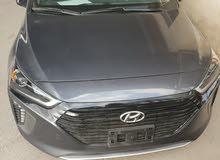 Grey Hyundai Ioniq 2017 for sale