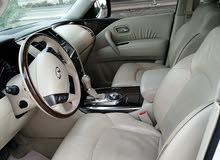Infiniti QX56 car for sale 2011 in Muscat city
