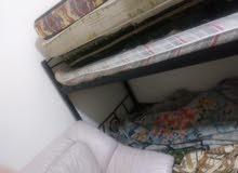 سرير طابيقين للبيع مستعجل بسبب الرحيل 30 دينار