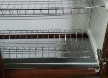 مطبخ جديد غير مستعمل من المصنع مباشرة