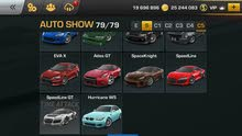 للبيع حساب لعبة carx drift racing