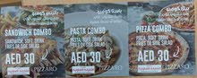 Pizzaro 30 aed vouchers
