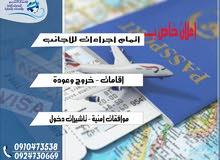 تأشيرة مصرية للاجانب