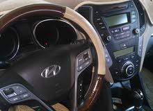 Hyundai Santa Fe made in 2013 for sale