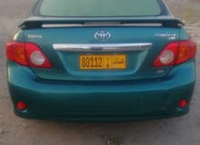 Available for sale! 0 km mileage Toyota Corolla 2008