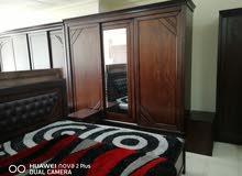 غرفة نوم زان طابقين