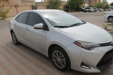 Toyota Corolla 2017 For sale - Silver color