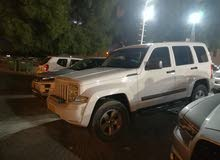 Jeep Cherokee 2011 For sale - White color