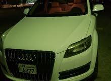 سياره اودي جيب Q7 2010 بحاله ممتازه