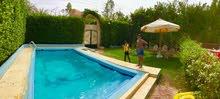 بيت توحة فيلا بحمام سباحة للإيجار