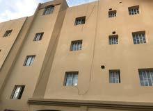 للايجار شقة 3 غرف في مدينه خليفه
