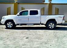 Toyota Tacuma 2013 For sale - White color