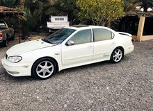 Nissan Maxima 2000 For sale - White color