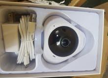 كاميرتان 360 درجة HD 720 لمراقبة الاطفال عند العمل بـ 350 ريال