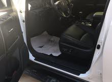 Toyota 4Runner 2016 For sale - White color