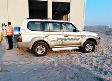 Prado 1998 very good condition