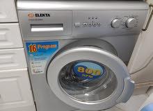 elekta automatic washing machine great condition.