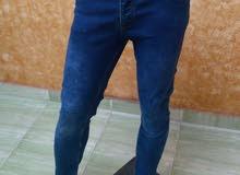 بنطلون جينز رجالي مستورد