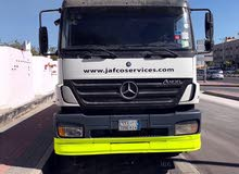 Mercedes 7 ton Boom Truck in well Maintained Condition for SALE
