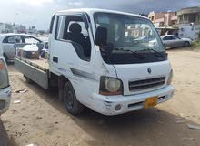 Manual White Kia 2003 for sale