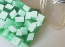 صابون طبيعي.    Olive Oil Soape.