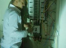 كهربائي ام الهيمان جميع أعمال الكهرباء صيانه وجديد
