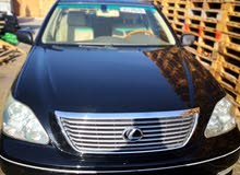 import from USA Lexus ls 430 2004