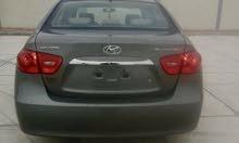 Grey Hyundai Elantra 2010 for sale