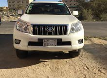 For sale 2013 White Prado