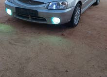 For sale 2002 Silver Accent
