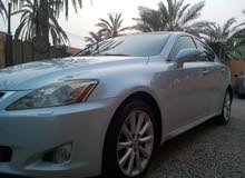 Lexus IS 2010 For sale - White color