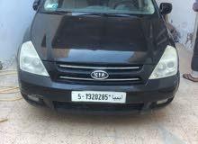 For sale Kia Carnival car in Tripoli