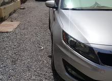 Gasoline Fuel/Power   Kia Optima 2013