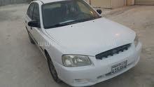 فيرنا للبيع 2000-2001 السيارة تبارك الله سيرفز بسيط بس