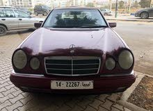 Mercedes Benz E 200 Used in Benghazi