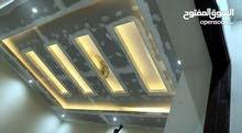 تصميم جبس مبورد بجميع أنواعه و أسقف معلقه 60x60 والباركيه