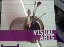 مطلوب بحاجة  كتاب visual art