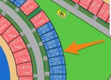 أرض للبيع بالخيران الثالثة A رقم القسيمة : 2691