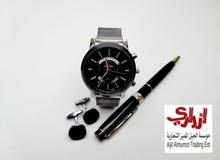 عرض طقم الساعة مع الازارير فرصة لا تعوض من ازراري لأناقة الثوب السعودي