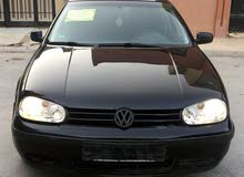 2001 Used Golf with Manual transmission is available for sale