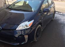 سيارة تويوتا بريوس موديل 2013 نظيفة جداً شبة جديد