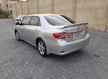 Toyota Corolla 1.8 gli full option model 2012