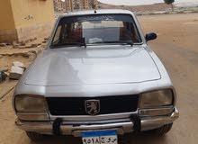 عربية بيجو 504 موديل 78 للبيع