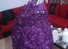 فستان مستعمل مره وحده