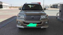 Gold Toyota Land Cruiser 2012 for sale