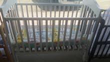 سرير اطفال60×120