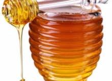 عسل طبيعي في اذمه وشرط الفحص
