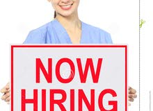 Filipino Nurse for vacancy of Sales Representative