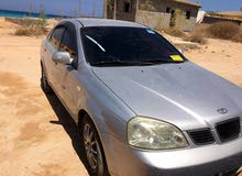 For sale Chevrolet Lacetti car in Al-Khums